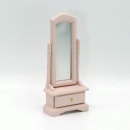 Напольное зеркало для кукольного домика Диадема
