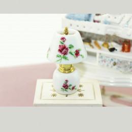 Декоративная лампа для кукол керамическая G08001