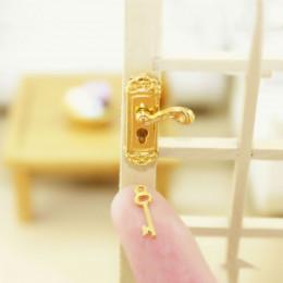 Дверной замок для кукольного домика Эльнат на правую сторону