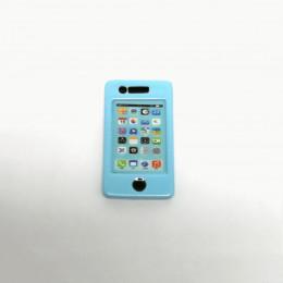 Смартфон для кукол голубой G10343