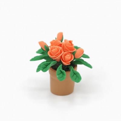 Цветы для кукольного домика Риндера