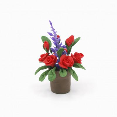 Цветы для кукольного домика Отта