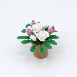 Цветы для кукольного домика Дэвис