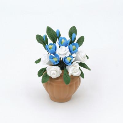 Цветы для кукольного домика Бруннер