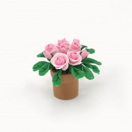 Цветы для кукольного домика Вирджиния