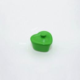 Кастрюля для кукол Альба зеленая