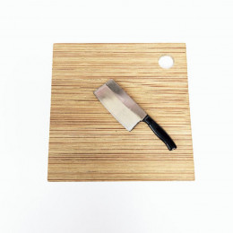 Нож топорик для кукол