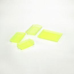 Набор пластиковых лотков для кукол лимонный