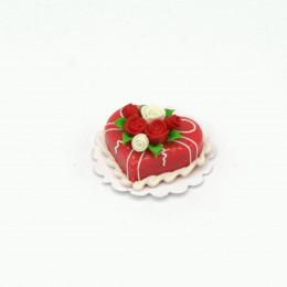 Торт для кукол Валентин