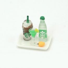 Набор для кукол напитки и айва
