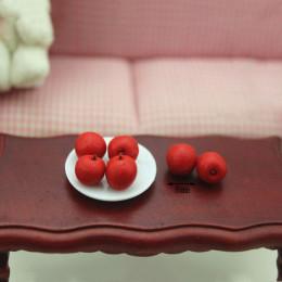 Яблоки для кукол Лимож красные 1 шт.