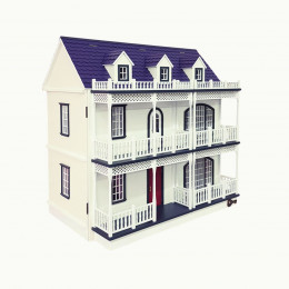 Кукольный домик 1:12 Виктория