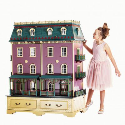 Кукольный домик 1:12 Гранд