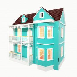 Кукольный домик 1:12 Оксфорд