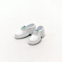 Туфли для кукол Кристиан белые