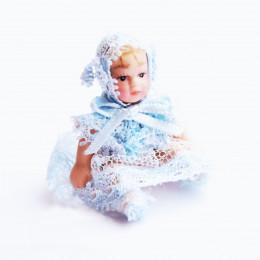 Житель кукольного домика Виктория