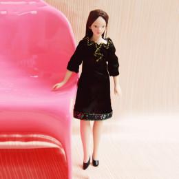 Житель кукольного домика Фиона