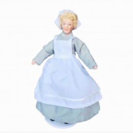 Житель кукольного домика Меган