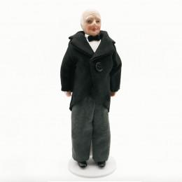 Житель кукольного домика Джон