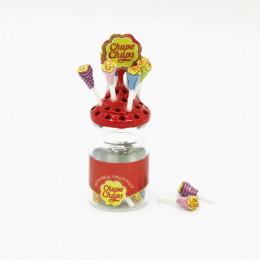 Набор конфет на палочках в банке для кукол