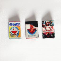 Набор книг для кукольного домика 06