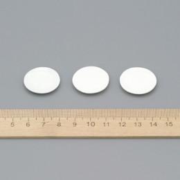 Набор тарелок для кукол 24 мм. 3 шт.